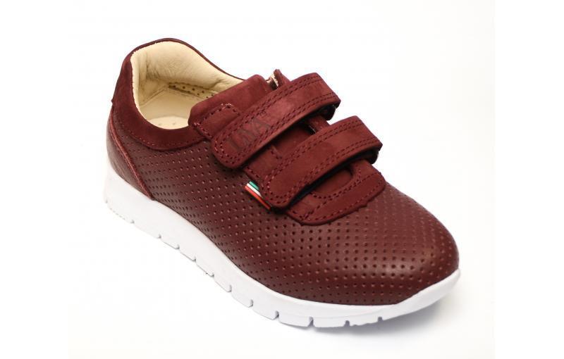 Кроссовки для мальчика (Нет в наличии) Tutubi 1061 (bordo-deri)