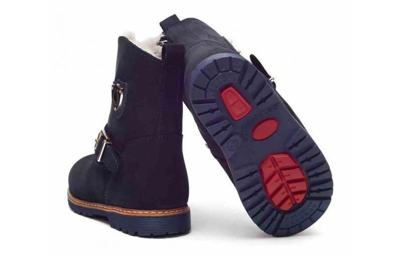 Зимние ботинки для девочек и мальчиков. Tutubi. Турция  Tutubi 3019 (08)
