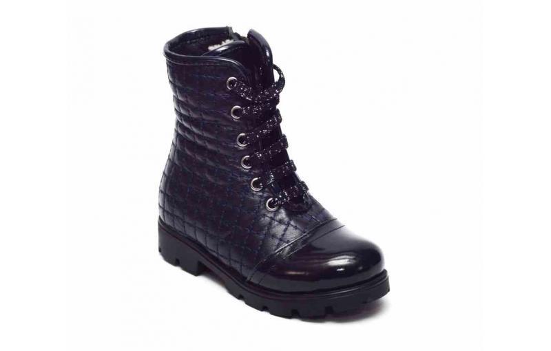 Зимние ботинки для девочек. Tiflani. Турция Tiflani 40P 679K (3-121)