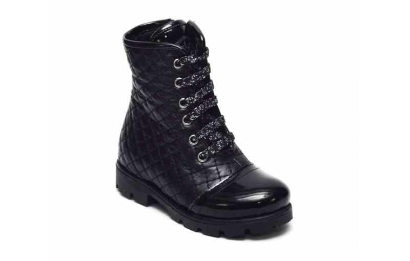 Зимние ботинки для девочек. Tiflani. Турция Tiflani 40P 679K (2-122)