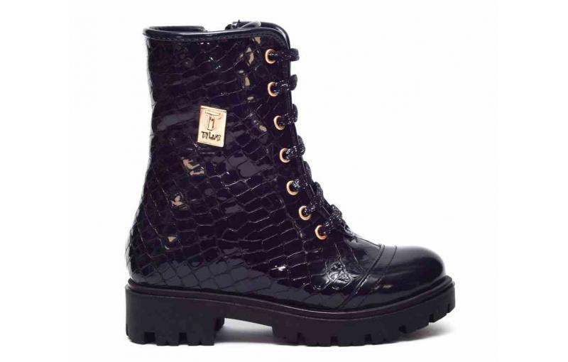 Зимові черевички для дівчаток Tiflani 40Р 679K (3-101)