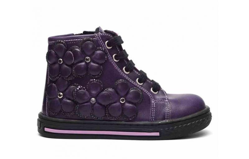 Демісезонні чобітки для дівчаток Minimen 665-42-5B (02)