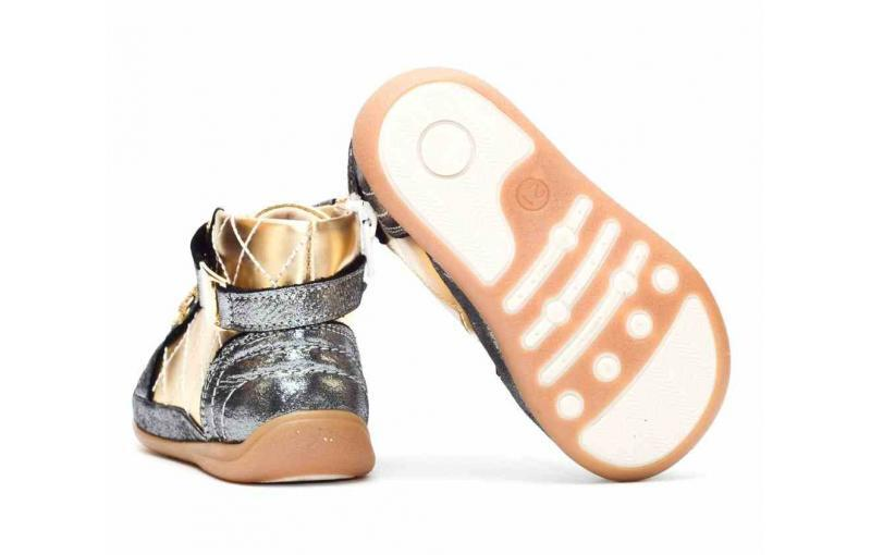 Ботиночки для девочек Tiflani 12I 1587S (217)