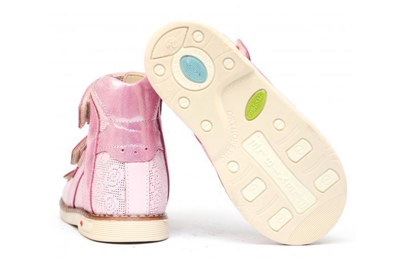 Ортопедичні сандалі для дівчинки (Немає в наявності) My Mini 74-1 (B-24-S-3)