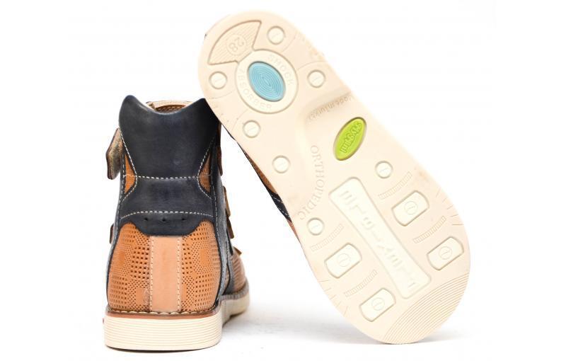 Ортопедические сандалии для мальчика (нет в наличии) My Mini 75-1 (81-80)