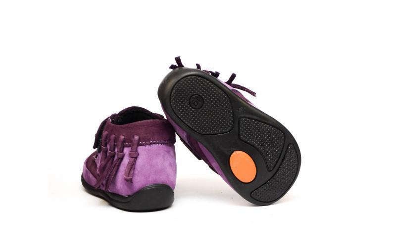 Ботинки для девочки Perlina 444-4