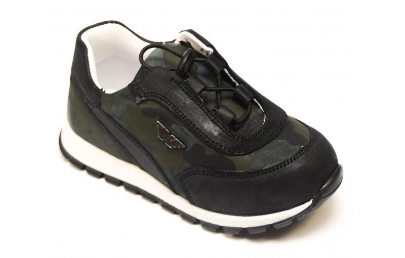 Кроссовки для мальчиков Tiflani 18B A-8324 (020-07)