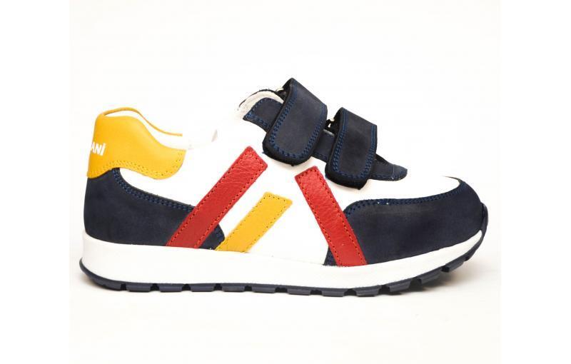 Кроссовки для мальчиков Tiflani- 18B A-8322 (030-07)