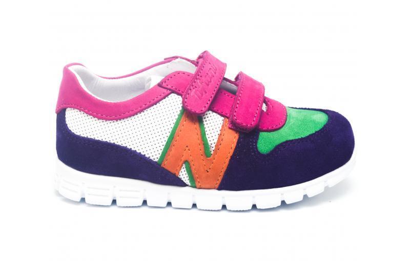 Кросівки для дівчинки (НЕМАЄ У НАЯВНОСТІ) Tiflani 12B 1485 (138-133)