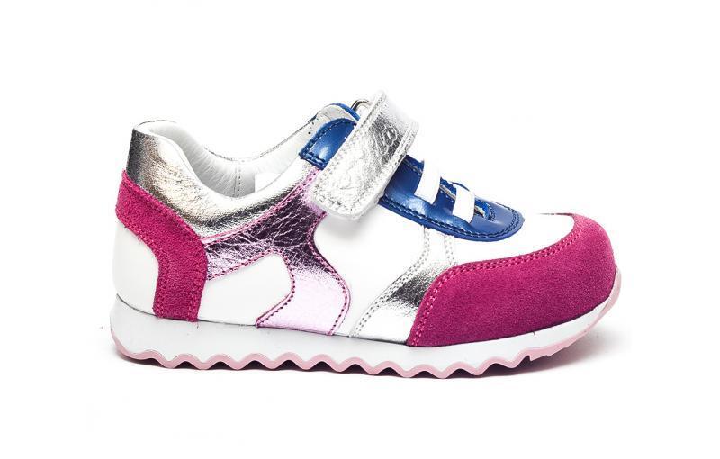 Кроссовки для девочки (нет в наличии) Tiflani 18B E-6249 (100-19)