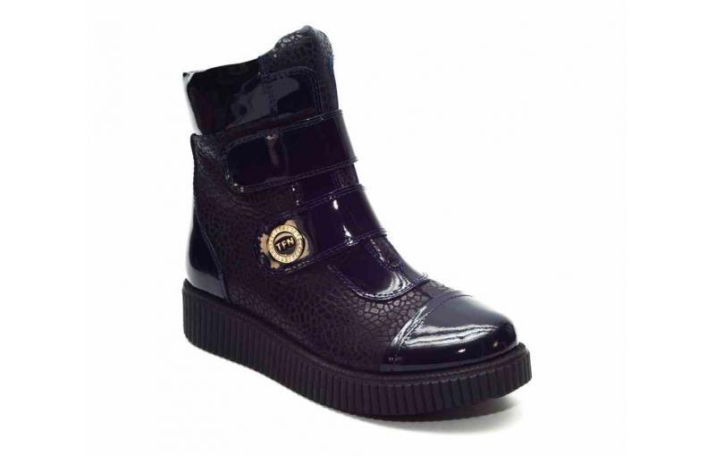Демисезонные ботинки для девочек Tiflani tiflani 25f627