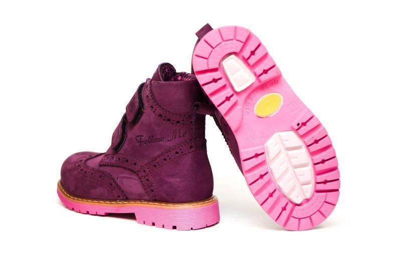 Ботиночки для девочки Tutubi 1012 (14)