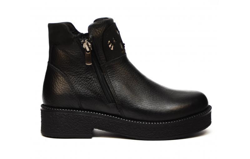 Ботинки для девочки Tutubi 1200 (siyah)